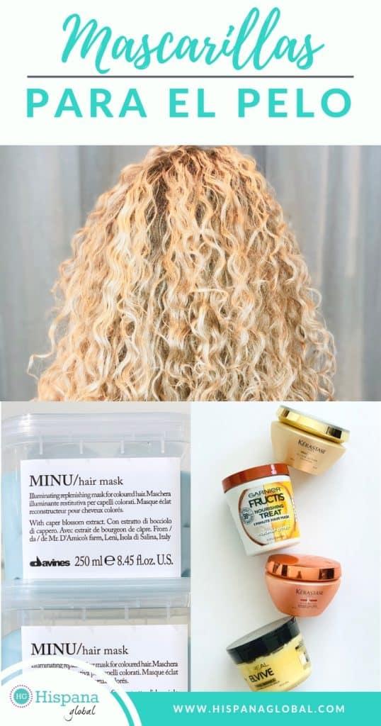 Mascarillas para el cabello que dejan el pelo sedoso y brillante