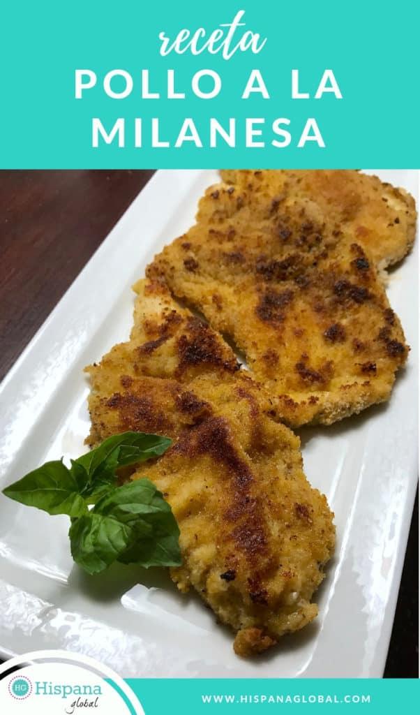 Este pollo a la milanesa es muy facil de preparar y hará que todos en tu casa quieran repetirse el plato. Haz clic para la receta paso a paso.