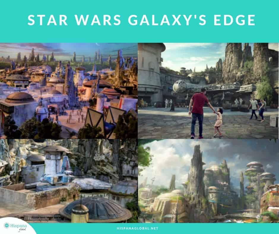Descubre las novedades de las nuevas atracciones de Star Wars Galaxy's Edge en los parques de Disney