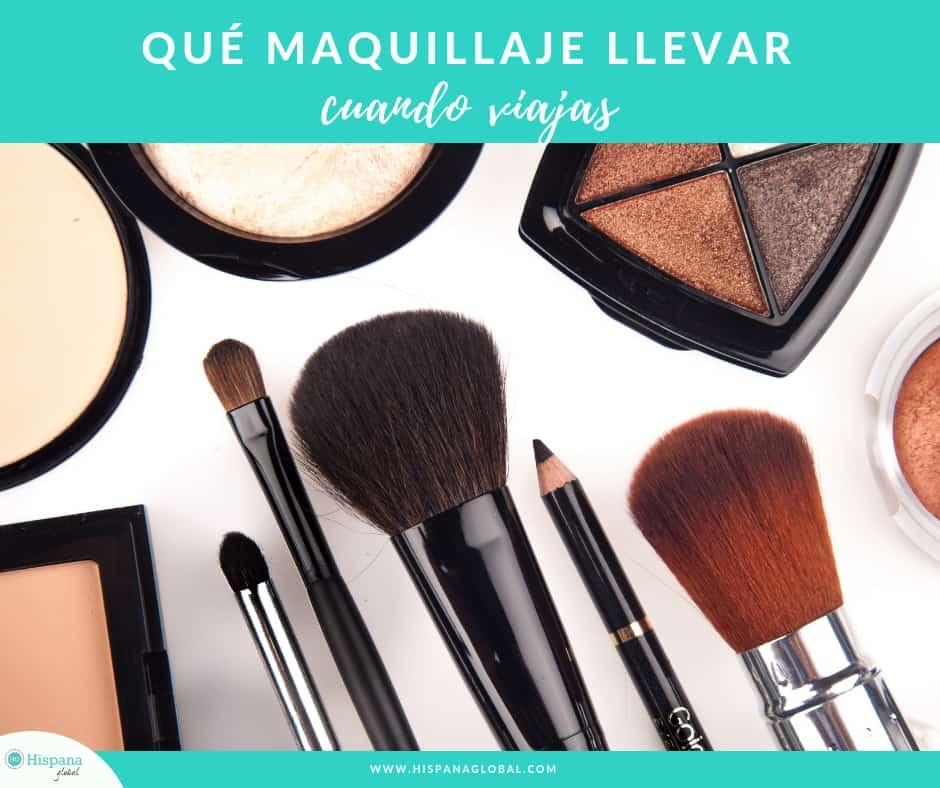 d097be600 Qué maquillaje llevar cuando viajas - Hispana Global