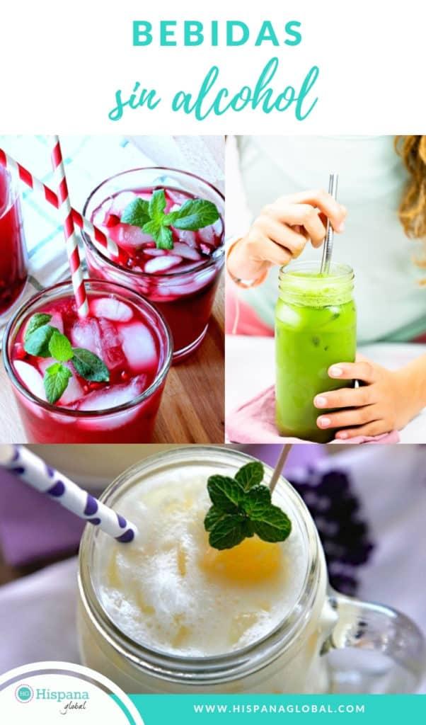 Bebidas sin licor para celebrar el dia de las madres