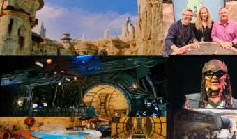 Todo lo nuevo sobre Star Wars Galaxy's Edge