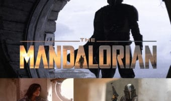 Escenas de The Mandalorian
