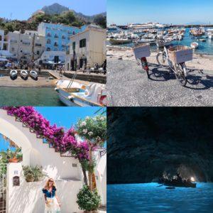 Consejos si viajas a Capri Anacapri y Gruta Azul