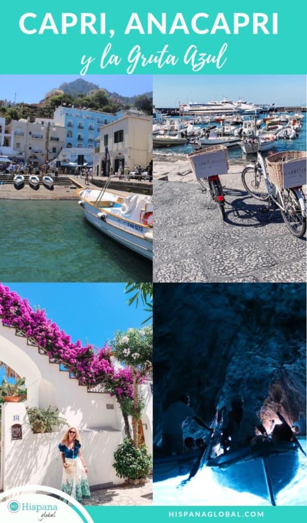 Si sueñas con visitar Capri en Italia, especialmente la famosa Gruta Azul, no te pierdas estos consejos para planificar tu viaje.