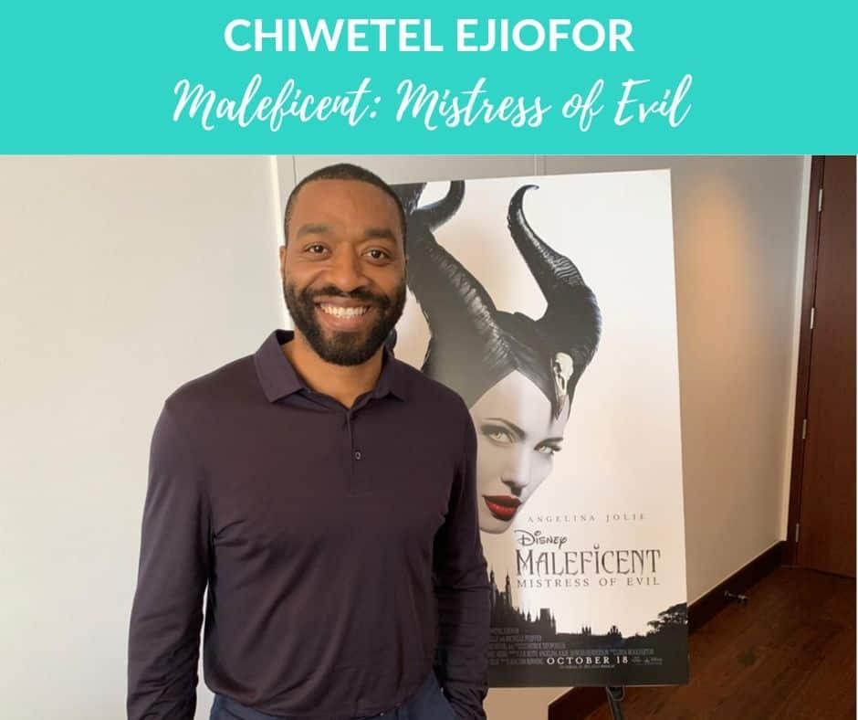 Maleficent: Mistress of Evil, llega a los cines con una historia llena de enseñanzas, con increíbles efectos y poderosos personajes. El actor Chiwetel Ejiofor nos da detalles de este nuevo filme de Disney.