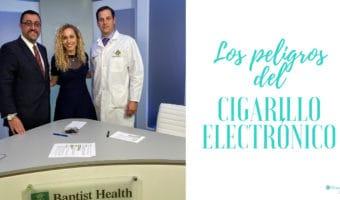 Peligros del cigarrillo electrónico o vaping