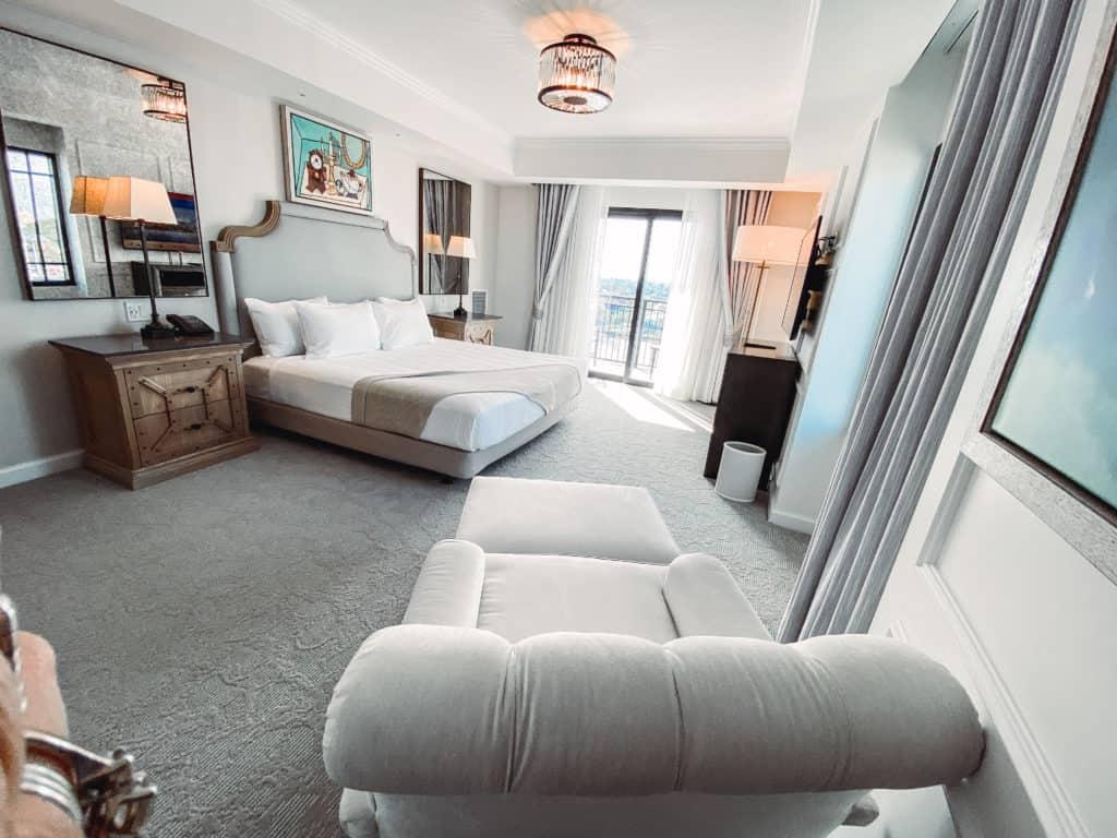 Habitacion de 3 bedroom villa en el nuevo hotel Disney's Riviera Resort