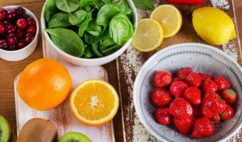 Alimentos para reforzar las defensas y el sistema inmunológico