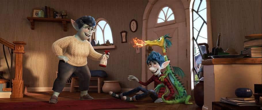 Divierte a los niños en casa con estos dibujos para colorear de Onward, la nueva película de Disney Pixar. ¡Son gratis!