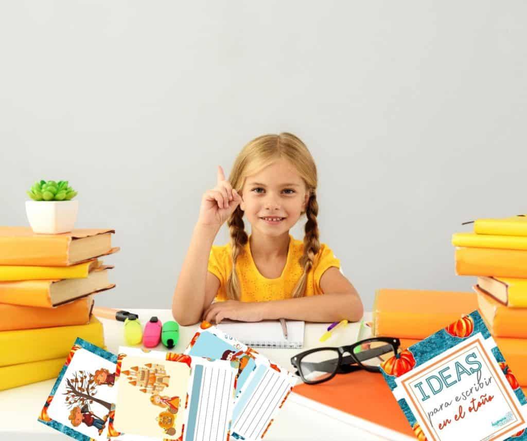 Consejos e ideas para estimular la escritura creativa en los niños