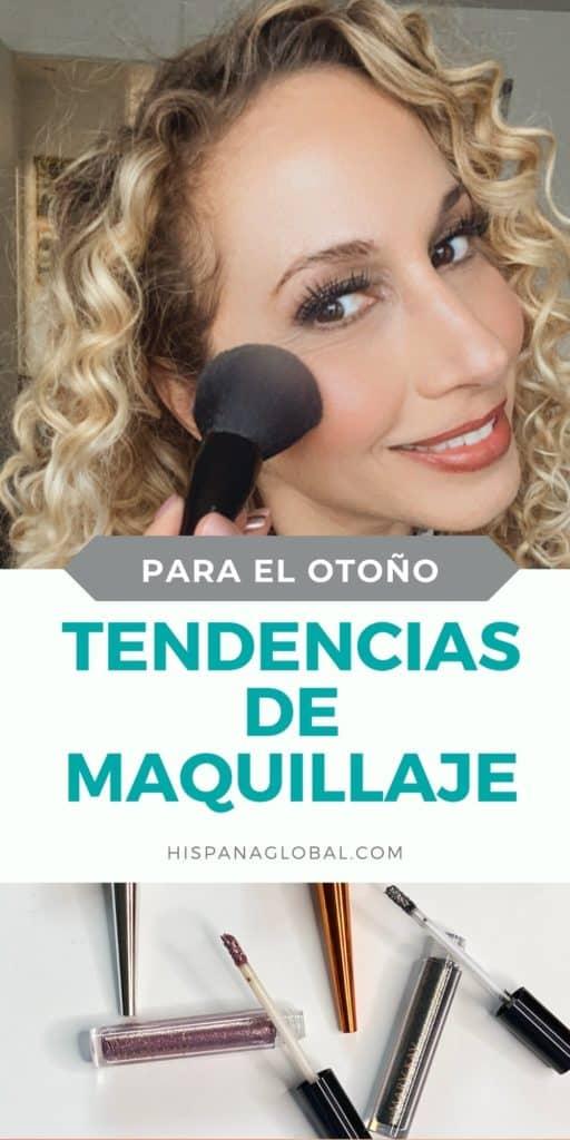 """Descubre las principales tendencias de maquillaje para el otoño para que luzcas a la moda y actualices tu """"look""""."""
